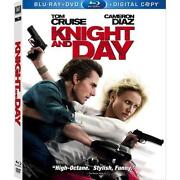 Knight and Day Blu Ray