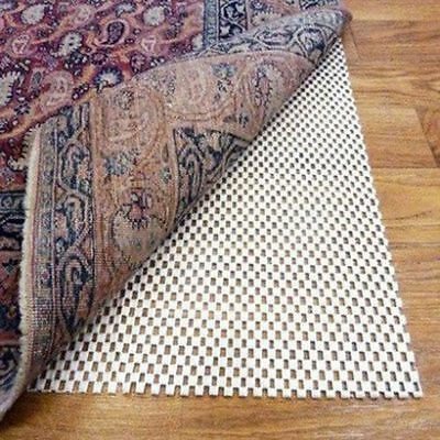 100 X 180CM ANTI SLIP RUG MAT GRIPPER GRIP IDEALS FOR HARD FLOOR NEW