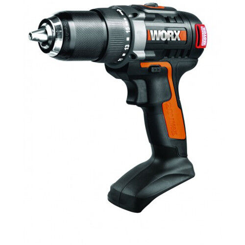 WORX WX174L.9 Brushless 20V Cordless Drill and Driver with 2