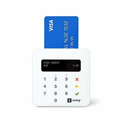 Sumup Plus Card Reader - Accept Swipe Chip And Contactless Payments