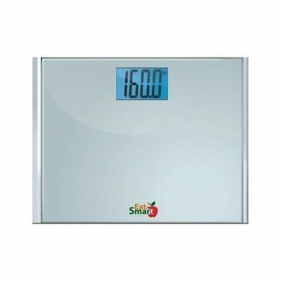 (Digital Bathroom Scale Body Weight Watchers LCD 440lb Health Personal Fitness)