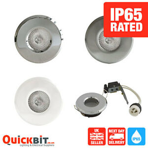 waterproof outside soffit lights ip65 gu10 bathroom led or. Black Bedroom Furniture Sets. Home Design Ideas