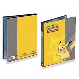 Album PokÉmon Pikachu Classeur Portfolio A5 Ultra Pro Pour 80 Cartes 410665 2bwfg8pr-07233915-200637457