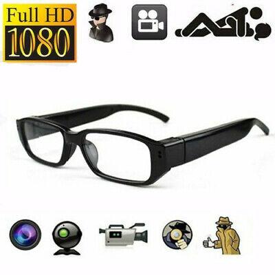 Mini HD 1080P Camera Glasses Hidden Eyewear DVR Video Recorder Cam Camcorder d@