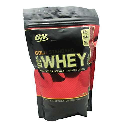 Optimum Nutrition Gold Standard 100% Whey, Vanilla Ice Cream