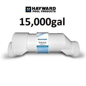 NEW HAYWARD T-CELL-3 TURBO 15,000 GALLON CHLORINATION CELL
