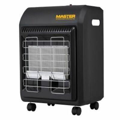 Master Mh-18-pch-a 66001200018000 Btu Portable Propane Cabinet Heater