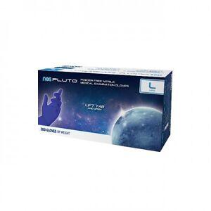 nes Pluto Nitrile gloves Powder Free- Medical Grade 300/bx London Ontario image 2