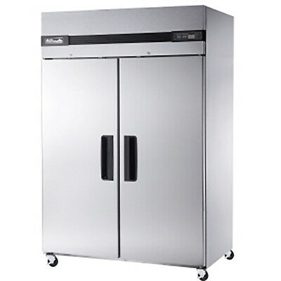 Blue Air Bsf49t T-series Top Mount Freezer - 2 Door Commercial True Upright