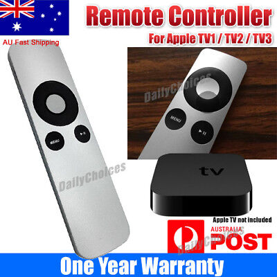 Universal Replacement Remote Control Compatible For Apple TV1 TV2/TV3 AU Stock