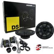 Kicker 6.5 Speakers