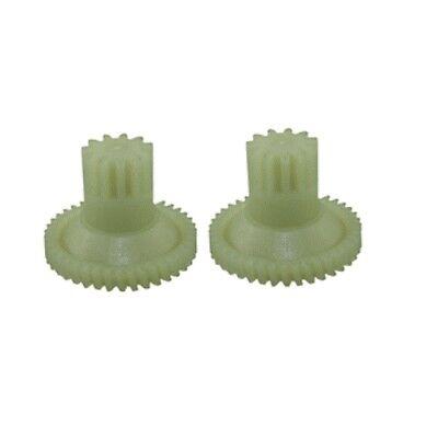 (2) Waring Meat/Food Slicer Motor Gear for FS150 026599 GENUINE