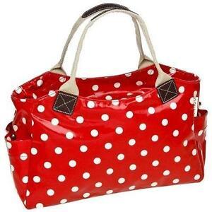 b52f8d8d63 Cath Kidston Red Spot Bags
