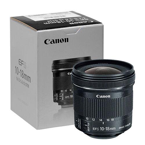 Canon EF-S 10-18mm f/4.5-5.6 IS STM Lens -   10 - Canon EF-S 10-18mm f/4.5-5.6 IS STM Lens