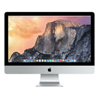 iMac de 27 po d'Apple Core i5/ 8Go/ 1To/1GoGforce(ME088C/A) Neuf