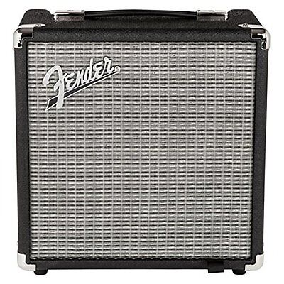 Bass Amp Fender Rumble 25 V3 Bass Combo Amp. Superb Home Practice Combo.
