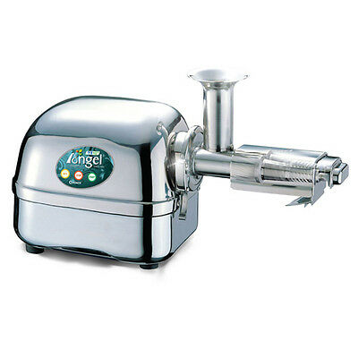 NEW Angel Juicer Angelia ANG-7000 Stainless Steel Juice Extractor Squeezer