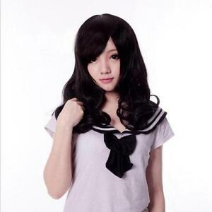 Long Black Wavy Wig 3e998372d