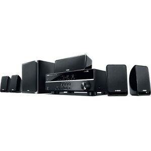 Brand New Yamaha YHT-1810 5.1 home theatre system Save $160!!!