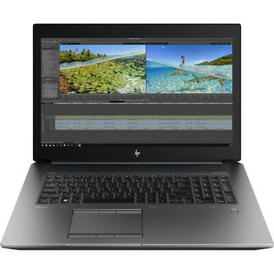 HP INC. CUSTOM ZBOOK 17 G6 I9-9880H 17IN 32GB 512GB (9JA83US#ABA)