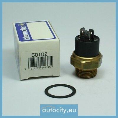 Intermotor 50102 Interrupteur de temperature, ventilateur de radiateur