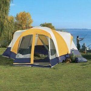 Grande tente, 8-10 personnes