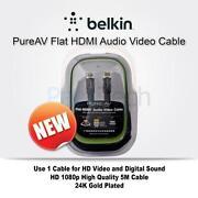 Belkin PureAV HDMI Cable