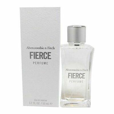 ABERCROMBIE & FITCH FIERCE PERFUME for WOMEN 1.7 oz 50 ml EDP Spray SEALED