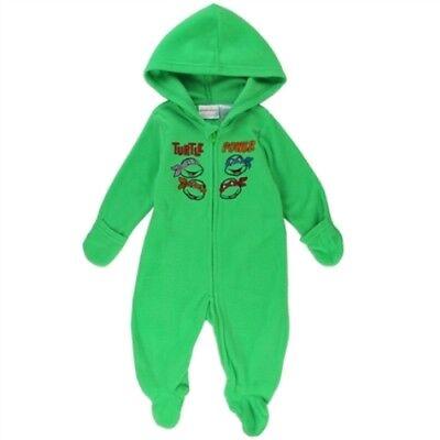 Teenage Mutant Ninja Turtles Clothing (NWT Baby Boy Clothes Teenage Mutant Ninja Turtles Fleece - 0-3, 3-6, 6-9)