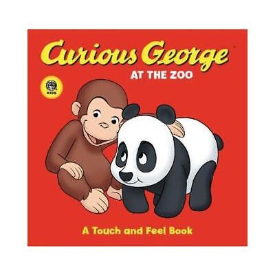 Curious George at the Zoo by H. A. Rey (author)
