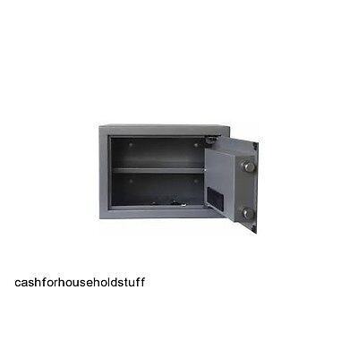Gun Vault Jewelry Digital Manual Safe Gold Floor Wall Home Security Lock Money