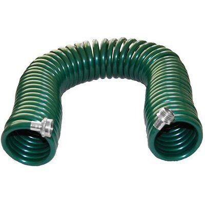 Flexible and Lightweight Best Recoil Garden Hose - Green 50