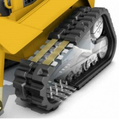 Made To Fit B320x86x49 Cat Rubber Track For Compact Track Loaders Cat New Afte