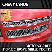 Tahoe LTZ Grill