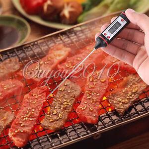 Thermom tre cuisson sonde ecran num rique cuisine - Thermometre sonde cuisine ...