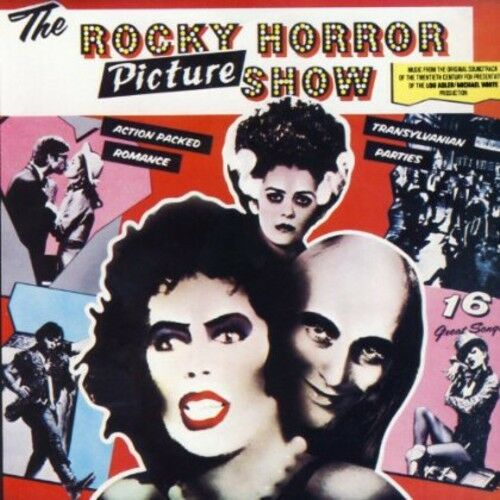 Various Artists - Rocky Horror Picture Show (Original Soundtrack) [New CD] Digip