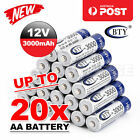 Battery Rechargeable Batteries 1 Ah Amp Hours