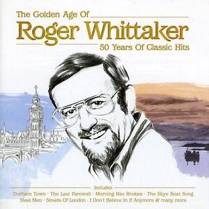 Roger Whittaker - Roger Whittaker: Golden Age [New CD]