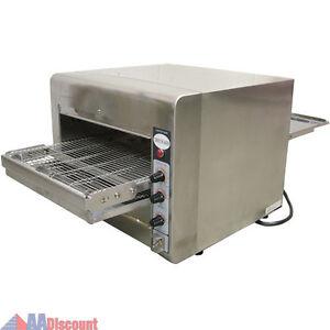 Conveyor Belt Pizza Oven Ebay