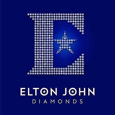 Diamonds   Greatest Hits Collection   Elton John  Cd
