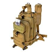 MOLLE Backpack Tan