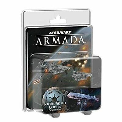 Star Wars Armada Imperial Assault Carriers New and Sealed