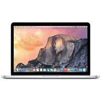 Looking for Macbook pro / air new or used MUST BE RETINA DISPLAY