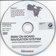 BMW Navigation DVD 2013