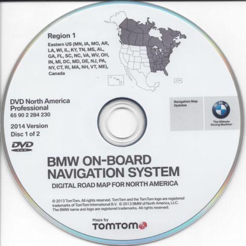 Bmw Navigation Dvd 2013 Ebay