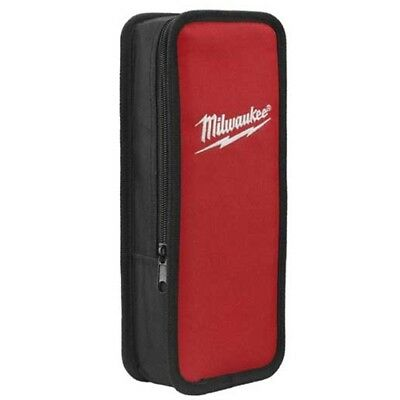Milwaukee 48-55-0180 11 X 4 Rugged Nylon Large Meter Case Redblack