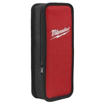 Milwaukee 48-55-0180 11 X 4 Rugged Nylon Large Meter Case Redblack