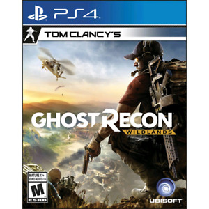 Looking Tom Clancy's Ghost Recon