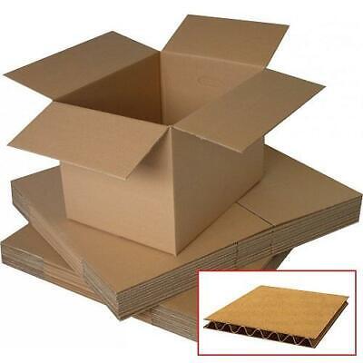 Single Wall Cardboard Box: 152x152x178mm Pack of 25