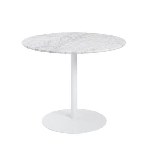 Marble Top Round Dining Table EBay